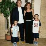 francesco e la sua bellissima famiglia