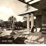 villa comunale -  anni 50