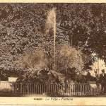 villa garibaldi - la fontana - anni 20