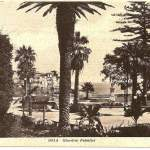 villa garibaldi - anni 50