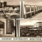 albergo mediterraneo - anni 50