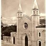 chiesa dei cappuccini - anni 40