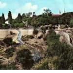 giardini pubblici - anni 50