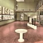 museo - ingresso -   anni 60