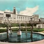 palazzo di città - anni 50