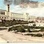 palazzo di città e asilo mons. catarelle - anni 60