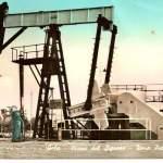 piana del signore pozzo petrolifero - anni 60