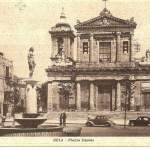 piazza duomo - anni 50