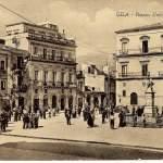 piazza umbero I - anni 40