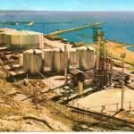 raffineria di petrolio - anni 60