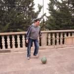giga e il pallone