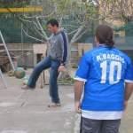 giga e il calcio