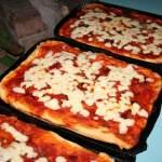 le prime pizze